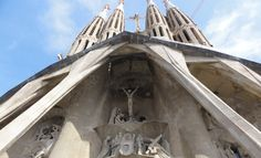 Gaudi's lifetime crowning achievement...Sagrada Familia.  Even thought he knew he would never see it completed in his life, he designed every inch.  However, much of his designs were lost and architects with similar skill were brought in to complete it.  It won't be entirely Gaudi's design t the end, but I could feel his creative spirit everywhere.