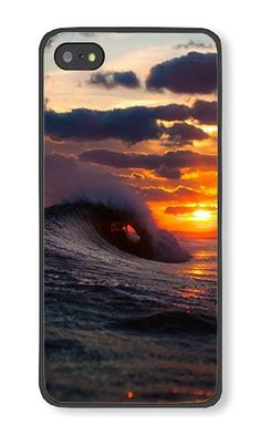 iPhone 5S Case AOFFLY® Surf Wave Sunset Black PC Hard... https://www.amazon.com/dp/B014AVH0PW/ref=cm_sw_r_pi_dp_F7oBxbFKP2158