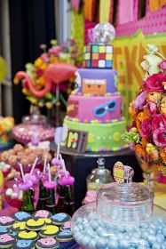 Little Big Company   The Blog: Little Big Company's 80s Themed Party Styling