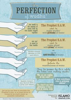 The Perfection of Wudhu