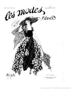 The Methods of Women France | 1921-04-24 | Gallica