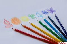 Symbols   Creioane Colorate - PxlShot.ro