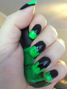 Goosebumps Nails - Imgur