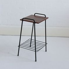 Image of Mid-century Lamp table