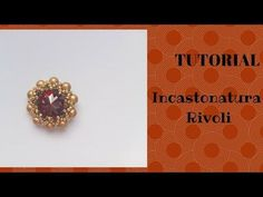 Tutorial incastonatura rivoli da 14 mm - YouTube