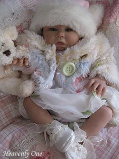 Baby McKenna by heavenlyonereborn, via Flickr