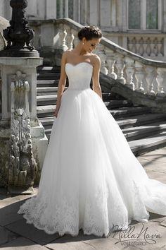 Camila,Mila Nova wedding gown.