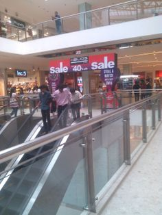 Promotion Arch made for Helios, Oberoi Mall, Goregaon #retail #branding