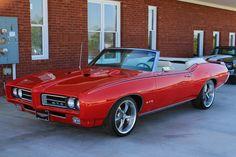 1969 GTO convertible