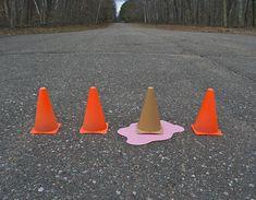 cute idea with cones...hmmm :)