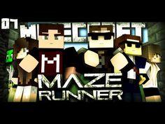 """Minecraft Maze Runner - """"Reviewing the escape plan!"""" #7 (Maze Runner Roleplay S3) - http://dancedancenow.com/minecraft-backup/minecraft-maze-runner-reviewing-the-escape-plan-7-maze-runner-roleplay-s3/"""