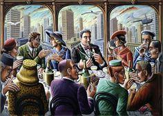 Big City - P.J. Crook