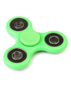 Look what I found on Green Anti-Stress Spinner