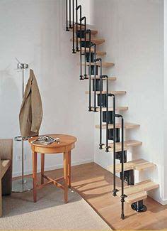 Escada Santos Dumont ou raquete