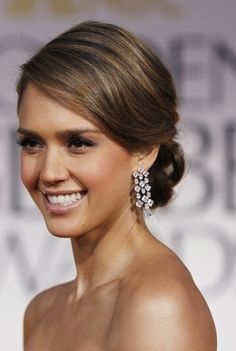 front hair up hairstyle - Google Search
