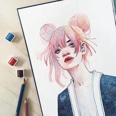 the art of hieu @kelogsloops on Instagram photo 12/31/1969 18:00
