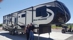 David and Jamie, Welcome to the Sierra RV Family!