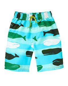 Whale Swim Trunk  Gymboree