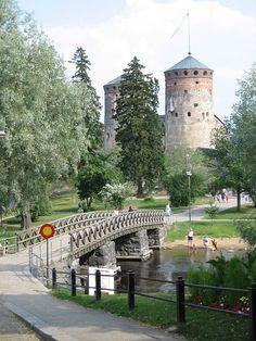 Olavinlinna Finland