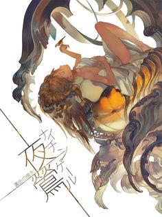 吸血鬼のキャンディー - theartofanimation: Sanbonzakura