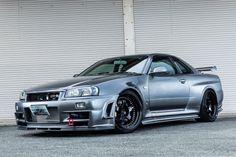 #Nissan #GTR_R34 #JDM