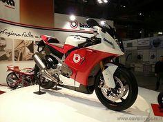 Bimota BB3: veloce e potente all'EICMA 2013