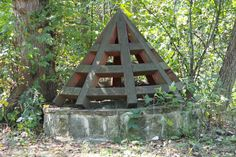 Ilčička - studánka uprostřed lesa