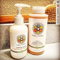 Thank you for the love!  #Repost @healthy_fit_krod  I can not express how much we love @babymantra products! I use it on our newborn and we love it! The lotion absorbs super quickly and isn't greasy at all. My husband hates greasy sticky hands and refuses to put on lotion but loves this stuff! It works so well on dry skin his skin is peeling from the lake and I put a little on him and it's so much better! Natural ingredients and perfect for sensitive skin!  #babymantra #newbornskin #baby…