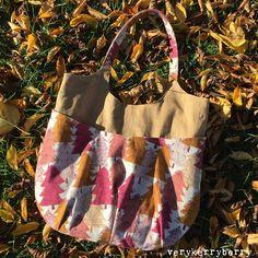 verykerryberry: Autumn Leaves Go Anywhere Bag