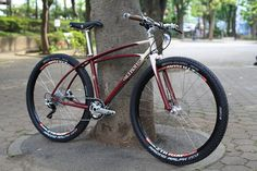 *RETROTEC* the triple 650B MTB complete bike | by Blue Lug