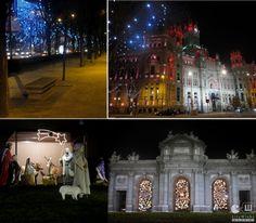 Christmas walk around Madrid 2012  ; ) http://citywinks.es/2012/12/24/madrid-lights-merry-christmas/