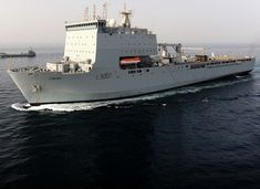 British Royal Navy's RFA Lyme Bay completes refit and trials - Naval Technology