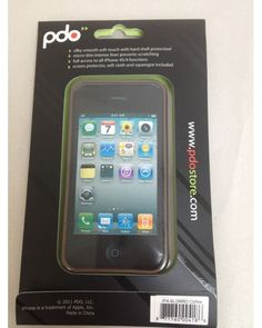 ipdo silk iphone4s/4 slider case cellphone sells for $35 at apple store $4.99