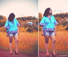 Im wearing Batik from Indonesia.     photo and edited by Tino Renato