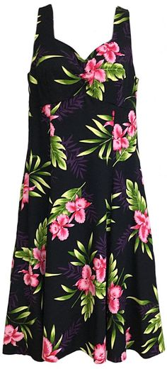 de264ac3b7eed 7 Best Short Rayon Hawaiian Dresses images | Hawaiian dresses ...