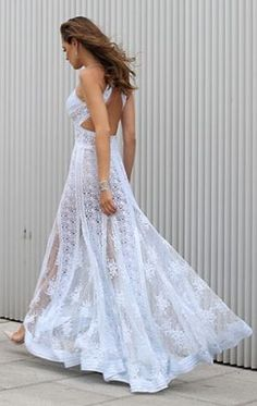 #lace #wedding dress #bridal #style #fashion