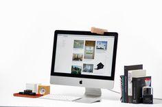 Grph Minimalist USB Light for the iMac by MASSESS - Design Milk