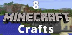 Do you have a #minecraft addict in the house? Check out these 8 Minecraft crafts to get them crafting offline rather than online.