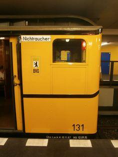 B2-Sonderfahrt 26.6.2016 -- U-Bahn Berlin