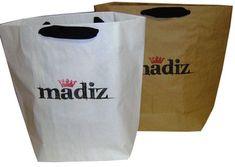 CARTA-CEM-5 Paper Shopping Bag, Decor, Decoration, Decorating, Deco