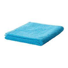IKEA - HÄREN, Badehåndklæde, Mellemtykt frottéhåndklæde, der er blødt og meget fugtabsorberende (vægt 400 g/m²).De lange, fine fibre af kæmmet bomuld gør håndklædet blødt og holdbart.
