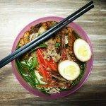 My First Pork Ramen   #ramen #noodles #japanese #recipe #asianfood