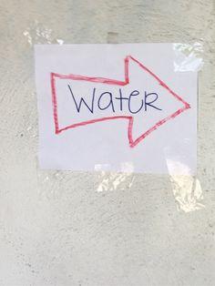 Water Arrow
