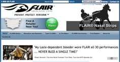 Visit the FLAIR® Strips website for more information.