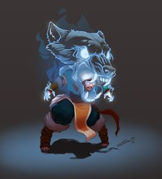 Spirit Howl - Possessed Kanda by Kobold-Art on DeviantArt Fantasy Character Design, Character Creation, Character Design Inspiration, Character Concept, Character Art, Concept Art, Black Anime Characters, Dnd Characters, Fantasy Characters