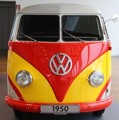 VW bus 1950... Re-pin brought to you by #HouseofInsurance #EugeneOregon for #Autoinsurance.