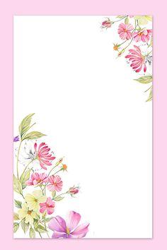 Vintage Flowers Wallpaper, Flower Background Wallpaper, Pretty Backgrounds, Flower Backgrounds, Fotografia Floral, Paper Background Design, Glass Printing, Decoupage Vintage, Arte Floral