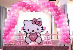 Hello Kitty main table