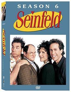 Jerry Seinfeld & Julia Louis-Dreyfus & Andy Ackerman-Seinfeld: Season 6