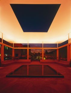Image result for james turrell ASU outdoor shade